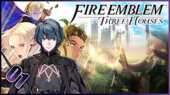 Fire Emblem: Three Houses 🦌 [Deutsch / Blind]