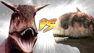 Carnotaurus VS Majungasaurus [Who Would Win?]