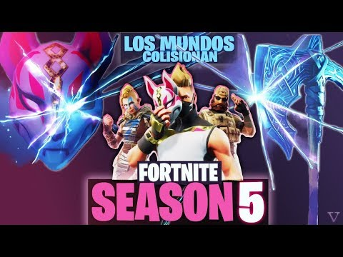 Temporada 5 descubriendo secretos nuevos fortnite for Fortnite temporada 5 sala