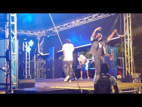 RECKLESS GANG LIVE AT (TEMPTATION ISLAND ST LUCIA) KALASH CONCERT