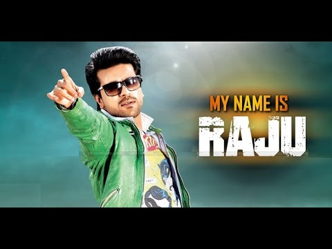 My Name Is Raju Trailer First Look Ram Charans My Name Is Raju