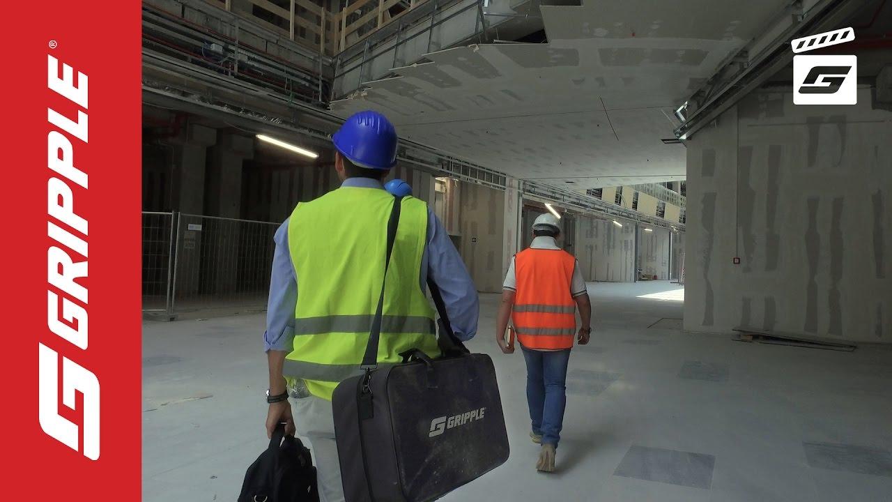 Centro Commercial Ikea Brescia Roncadelle Seismic Bracing Kit