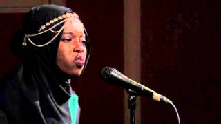 Individual World Poetry Slam Finals 2015 - Emi Mahmoud Final Round
