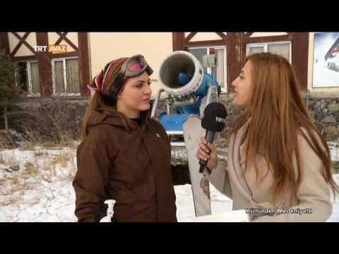 Erzurum'un Kış Turizmini ve Palandöken'i Ziyaretçilerine Sorduk - TRT Avaz