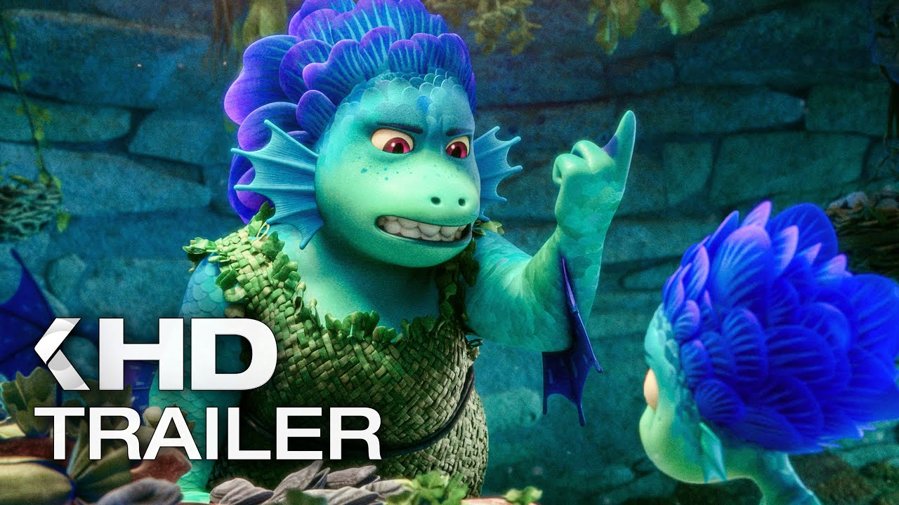 """Download LUCA """"Friendly Sea Monsters?"""" 3 Minutes Trailers (2021)"""