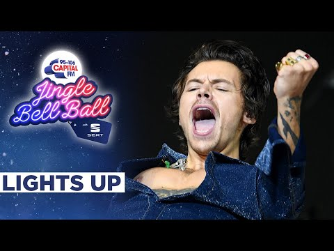 Harry Styles - Lights Up (Live at Capital's Jingle Bell Ball 2019)   Capital
