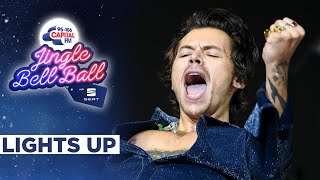 Harry Styles - Lights Up (Live at Capital's Jingle Bell Ball 2019) | Capital