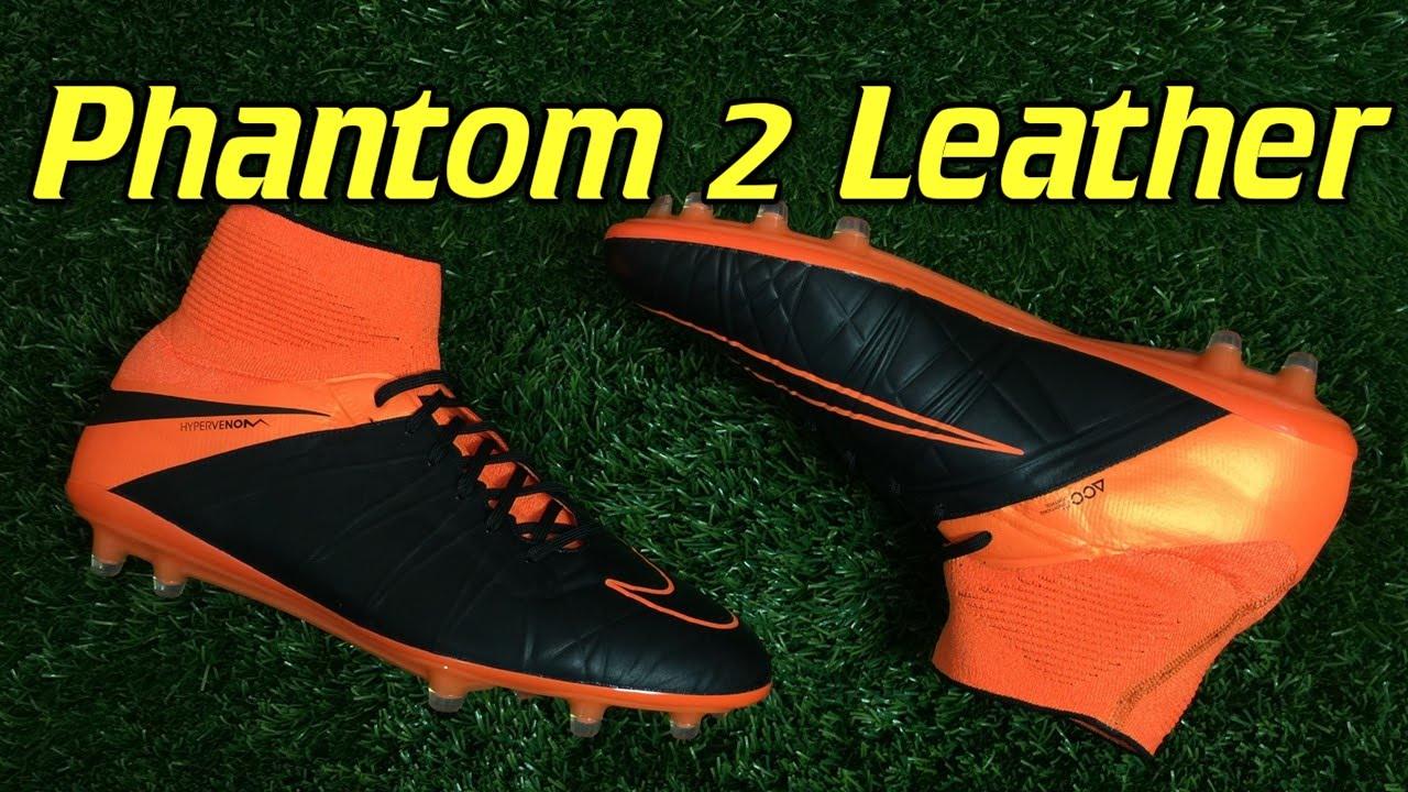 a33620a453d3 K-Leather Nike Hypervenom Phantom 2 (Tech Craft Pack) - Review + On Feet -  YouTube