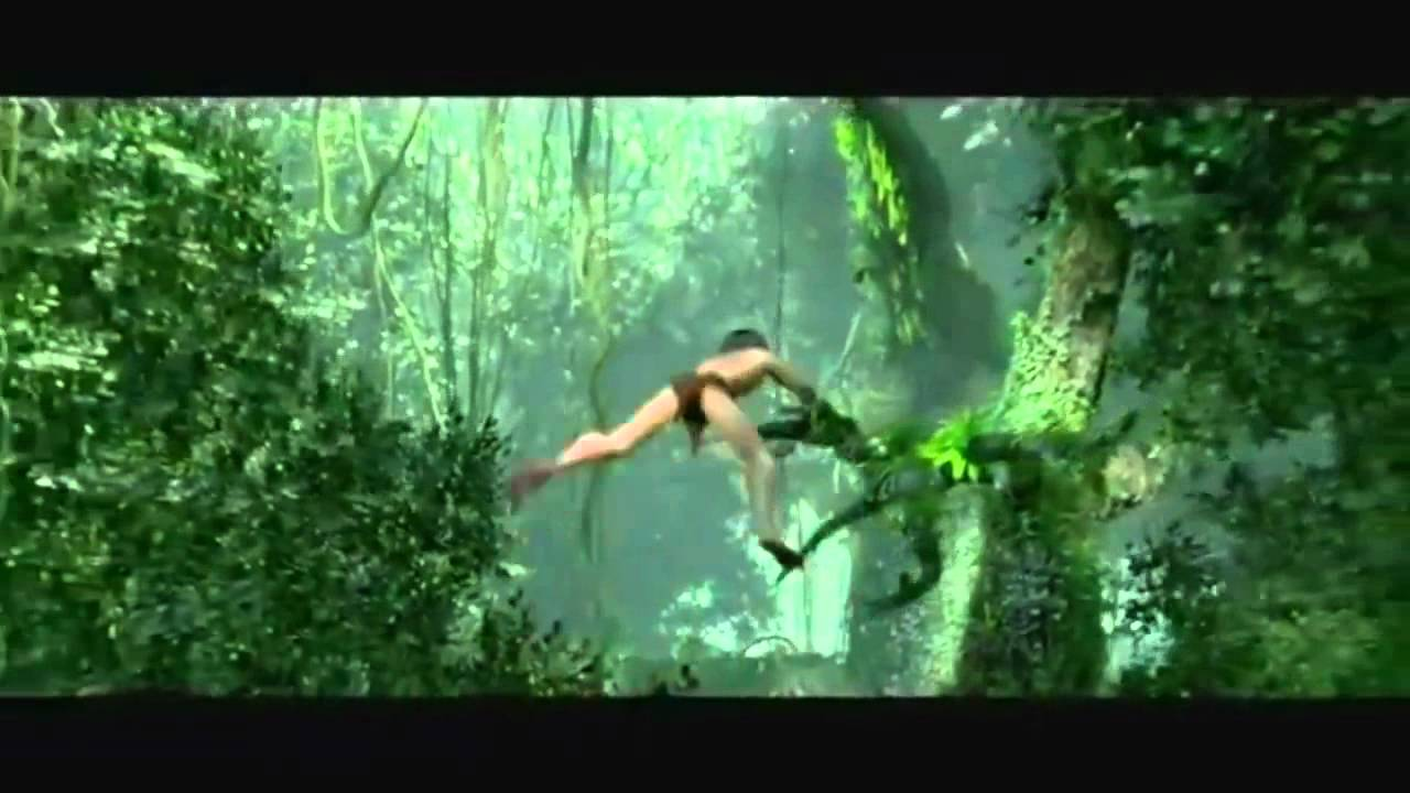 Tarzan Film 2013