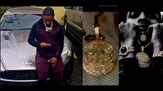 Brooklyn GD Member Pnv Jay Robbed Again Popperazzi Po Harlem Goons Show Chain..DA PRODUCT DVD