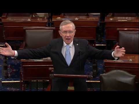 Reid Disgusted That Republicans Objected To Vets Bill