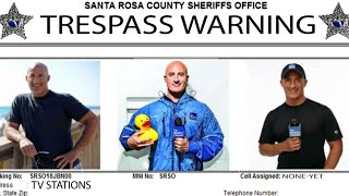 Florida Sheriff's Office Issues 'Trespass Warning' to Meteorologist Jim Cantore