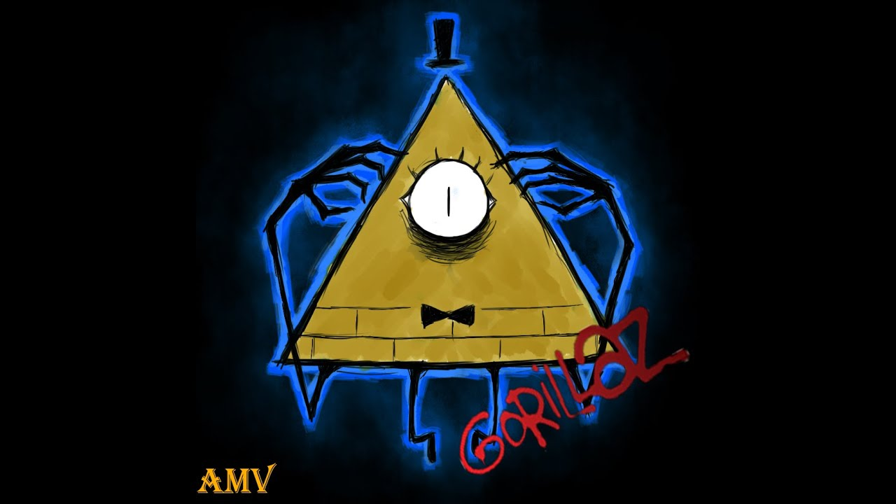 Gravity Falls Hd Wallpaper Gravity Falls Gorillaz Clint Eastwood Youtube