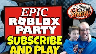 Tuesday Epic Roblox Party Stream 🎉 Vote On Tonight's Games!