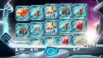 FROZEN DIAMONDS +BONUS GAME! +BIG WIN! online free slot SLOTSCOCKTAIL microgaming