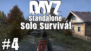 DayZ Standalone Solo Survival - Part 4 - Shooting Zombies & Devil