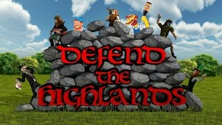 Defend The Highlands | Whiskey & Porridge Cannons! (Pre-Release Gameplay)