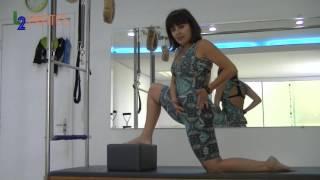 Entre pernas a durante as gravidez pressão