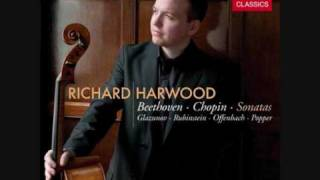 Richard Harwood plays Rubinstein Mélodie In F