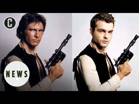 Han Solo Movie Title Revealed As Filming Wraps - Movie News