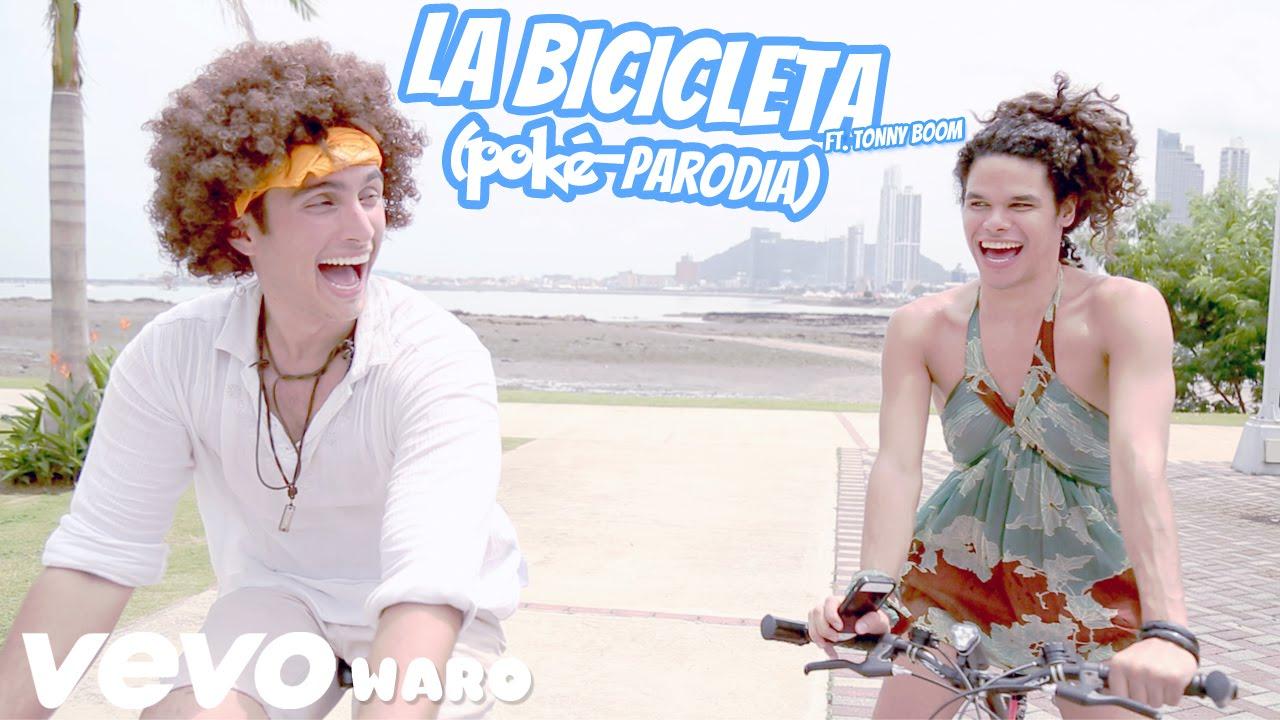 LA POKEBICICLETA | Diego De Obaldía ft. Tonny Increase