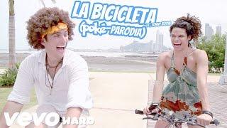 """LA POKEBICICLETA (Parodia de """"La Bicicleta"""")"""