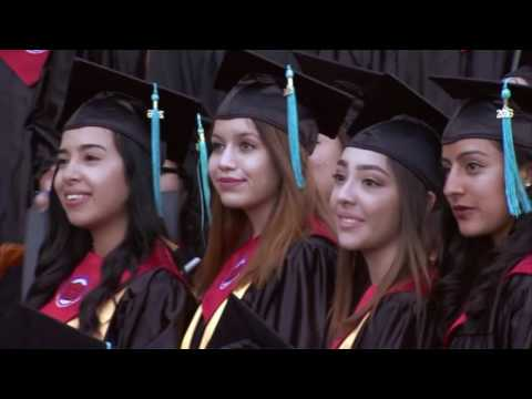 Commencement Ceremony Fall 2016