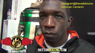 Tmt & Uk Boxer Donovan Cameron Explains Why Uk Fans See Floyd Mayweather Differently Then...