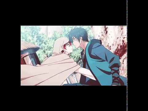 """""""Хак и Йона (Аниме клип) - Если это не любовь, а просто привычка? """""""