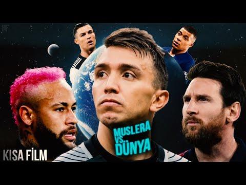 Fernando Muslera Ünlü Futbolcuların Şutlarını Kurtardığı Anlar - Kısa Film