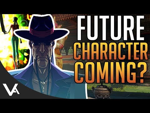 SFV - Possible New Character? Phantom! F.A.N.G Post Story For Street Fighter 5 Arcade Edition