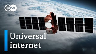 Internet from outer space | DW Documentary