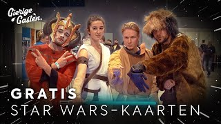Cosplay-award opeisen op Dutch Comic Con - Star Wars Special | Gierige Gasten