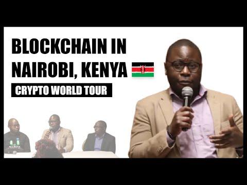 Blockchain And Cryptocurrencies In Nairobi, Kenya | Ian Balina Crypto World Tour