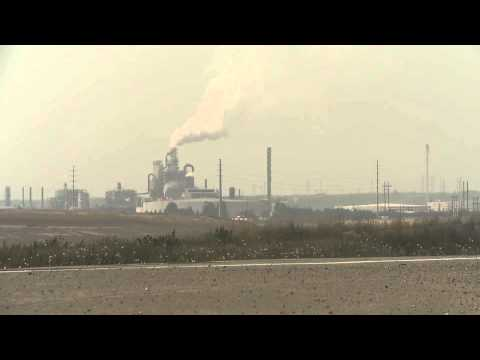 Syncrude Oilsands Emissions, August 14, 2014
