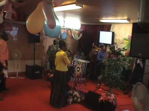 RCCG Jesus Centre Turku - 27.6.2015 Amplified Praise video 5