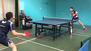 Dan Ives vs Liam McTiernan  29Sep18 YoungMindsUK