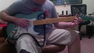 """Linkin Park """"Nobody Can Save Me"""" Guitar Tutorial Part 1 + Tabs"""