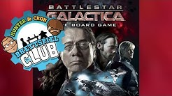 Battlestar Galactica - Brettspiel Club mit Sophia und Sebastian