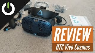 HTC Vive Cosmos Review: Hands-On Impressions and Final Verdict