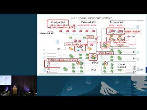 NTT Communications - NFV Service Federation Across Heterogeneous Sites