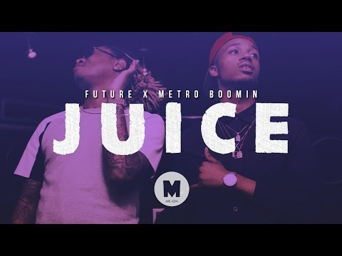 Future x Metro Boomin Type Beat - JUICE (Prod. By Mr. KDN)