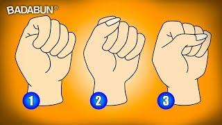 Como cierras tu puño revela tu personalidad