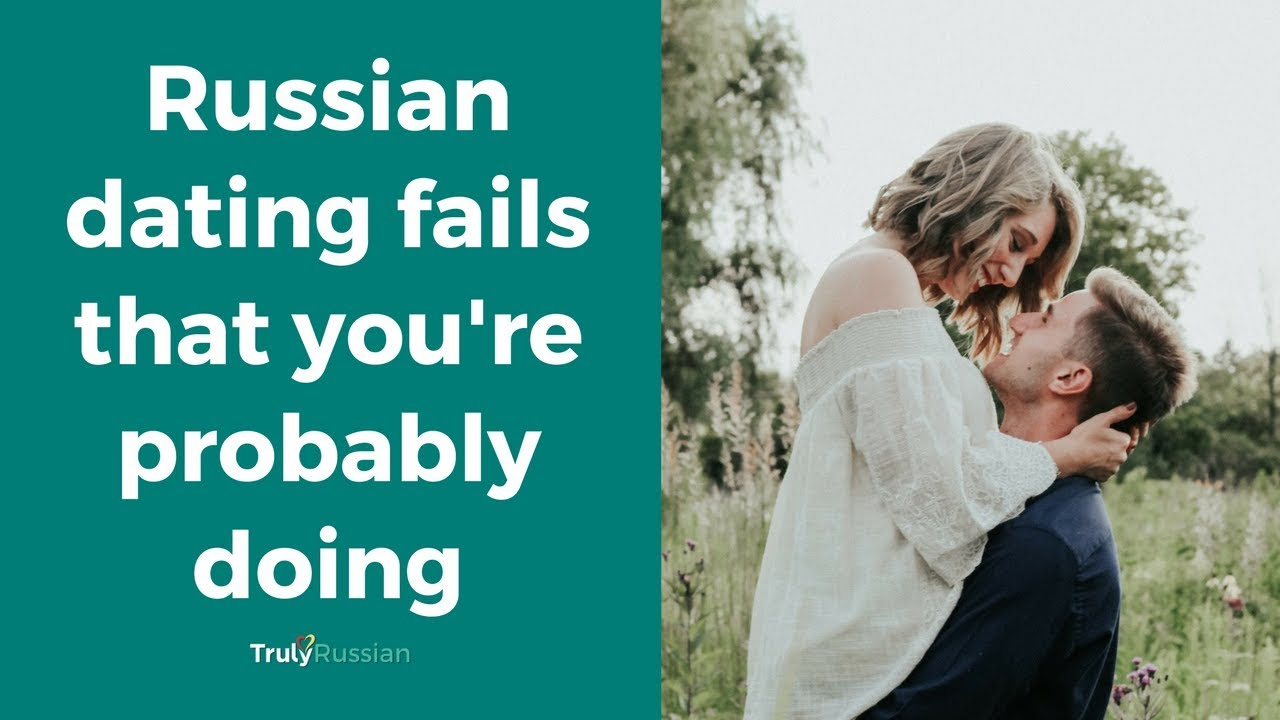 Russian dating photo fails