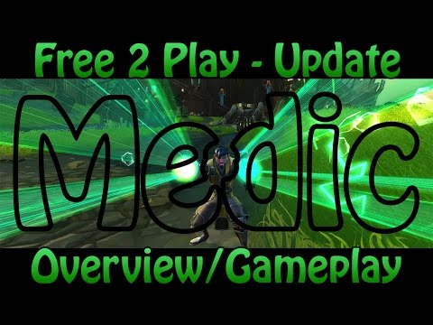 WildStar F2P – Medic – Overview/Gameplay