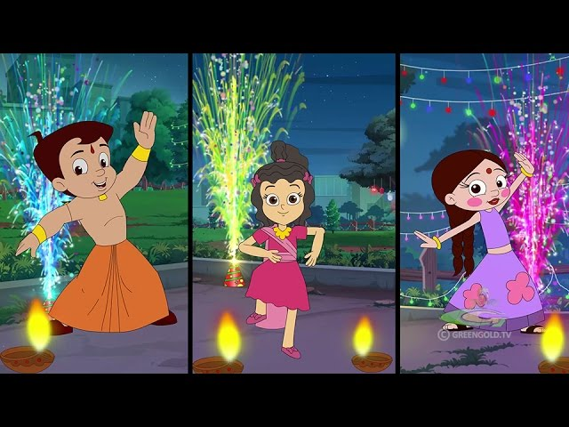 Meri Happy Wali Diwali - OST from Chhota Bheem and friends