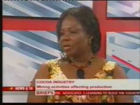 TV3 Interview Ghana Cocoa Platform