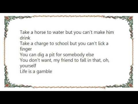 Brownie McGhee - Life Is a Gamble Lyrics