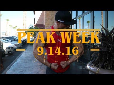 Jeremy Buendia Peak Week Vlog 9.14.16