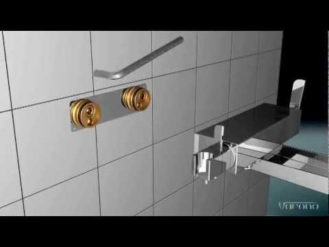 Inloopdouche Met Badkraan : Aqua splash safety glass inloopdouche muurprofiel mm nano
